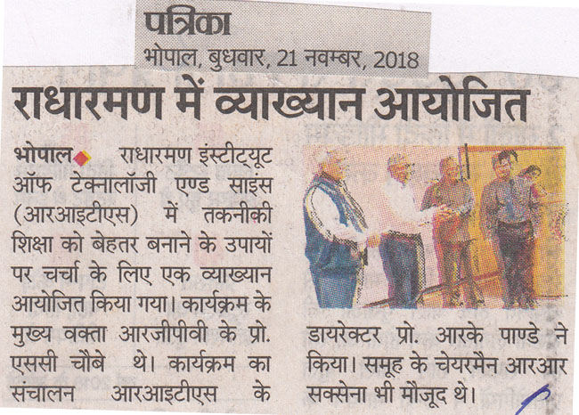 Welcome to RGI - Radharaman Group Of Institutes -::  www